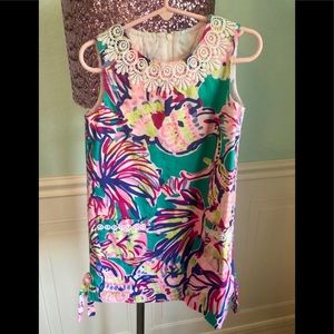 Other - Lilly Pulitzer shift dress size 5